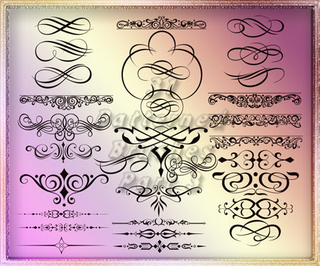 Скачать 31 Patterned Brushes Part 3