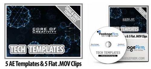 Footage Firm: Tech Templates (AE-Projects)