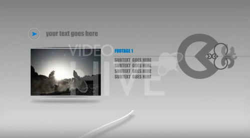 VideoHive Flow — After Effects Project
