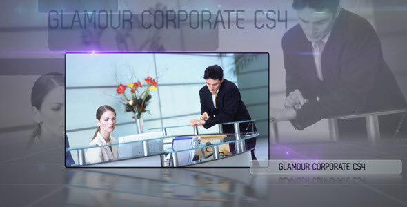 VideoHive Glamour Corporate_CS4 — After Effects Project