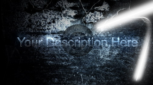 Dark Energy — After Effects Project(Videohive)
